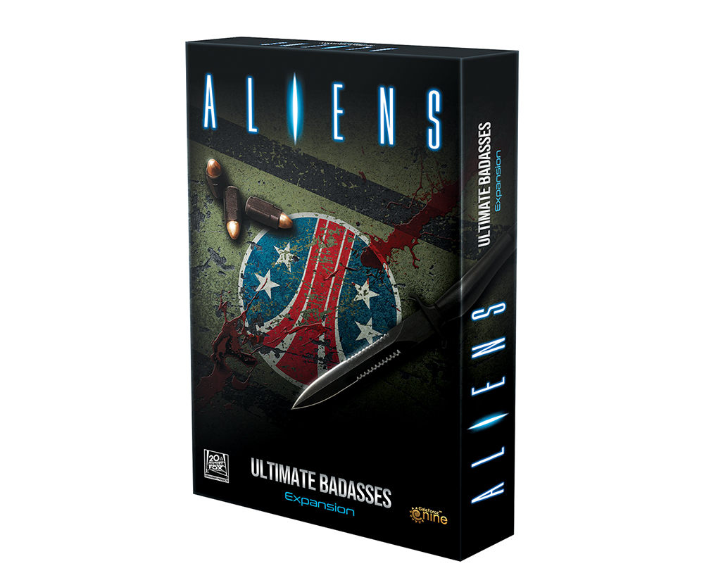 Aliens Boardgame