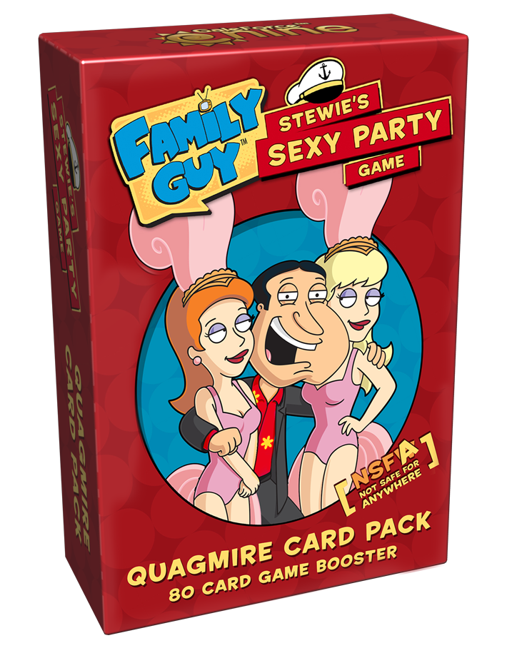 Family Guy: Quagmire Card Pack